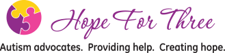 Hope For Three Logo