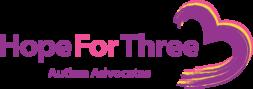 Hope For Three Logo